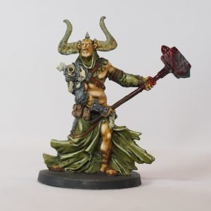 L'il Ned from Massive Darkness Painted by Melbourne Mini Painter