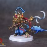 Isharann Soulrender painted by Melbourne Mini Painter