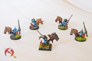 Neighslayers privateer press painted by melbourne mini painter