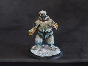 polar bear miniatures
